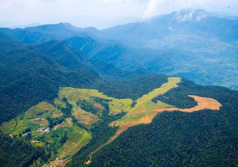 Mountains of Sri Lanka