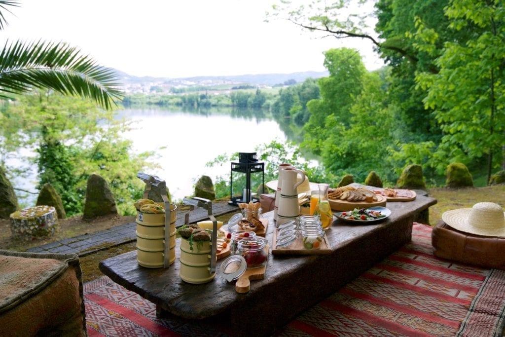 picnic six senses Portugal