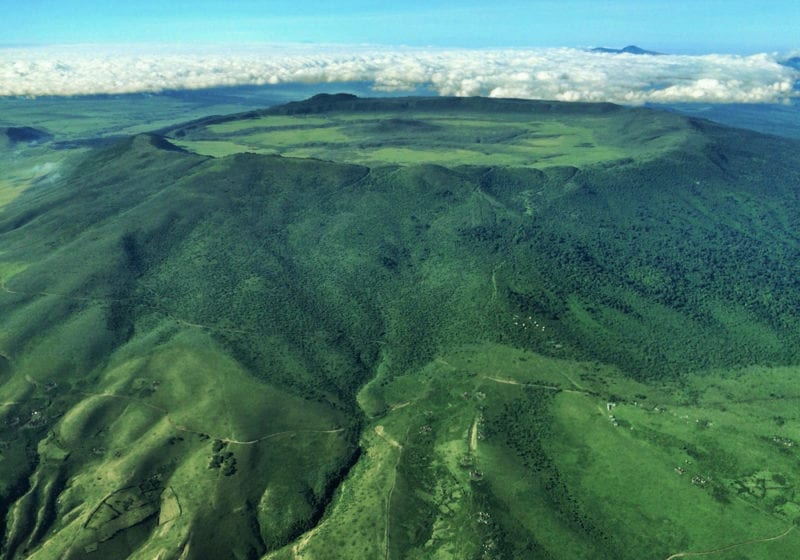 The Highlands Olmoti Crater Ngorongoro Tanzania