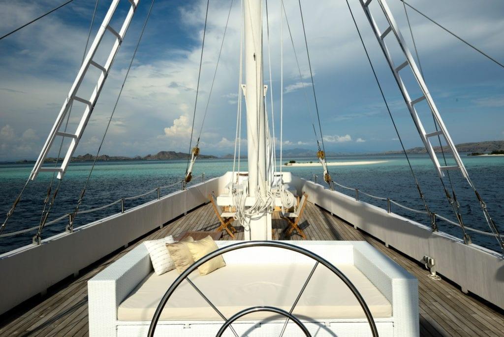 Alexa Yacht Exterior Deck