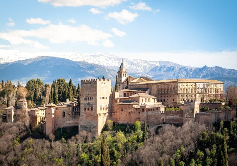Andalusia Spain View