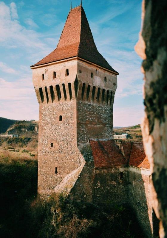 Church Tower Romania