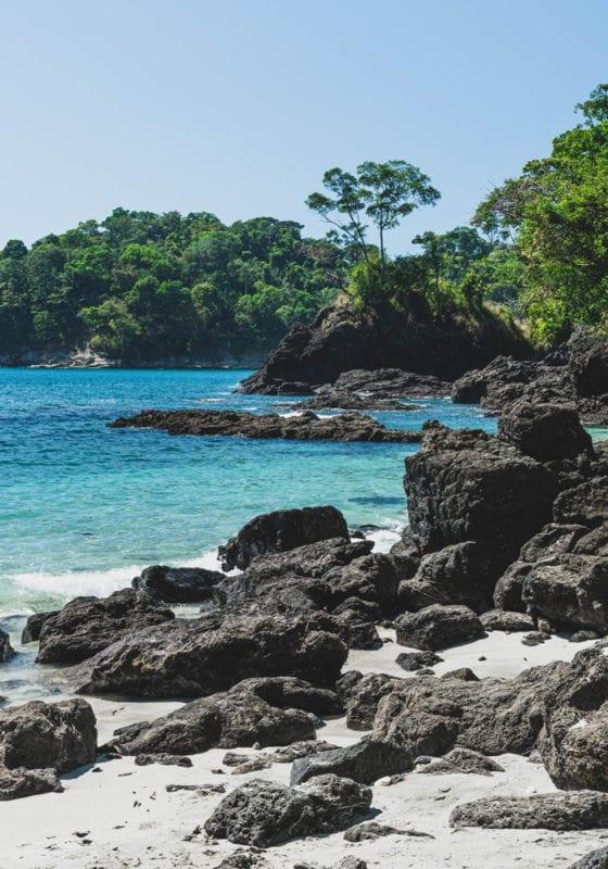 ocean coastline costa rica