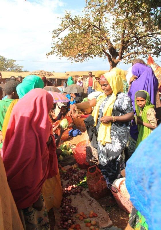 Ethiopia Local Market