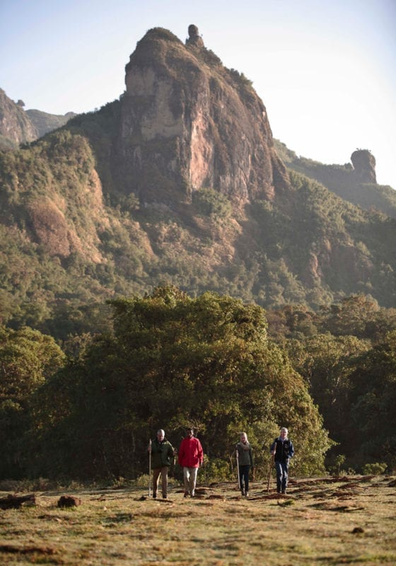 Ethiopia Mount Gushuralle
