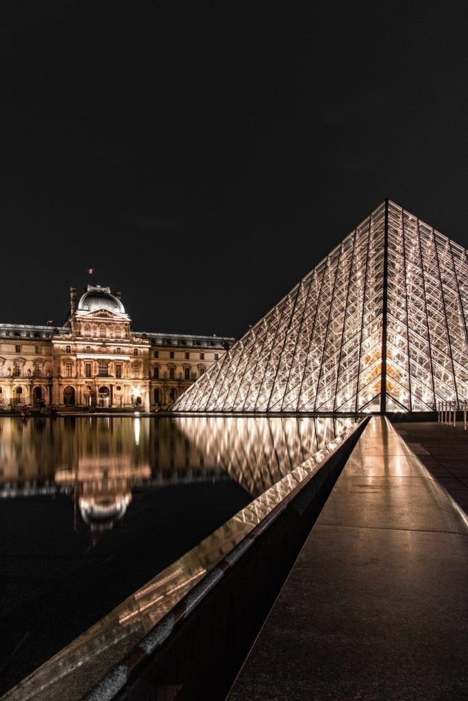 louvre paris france
