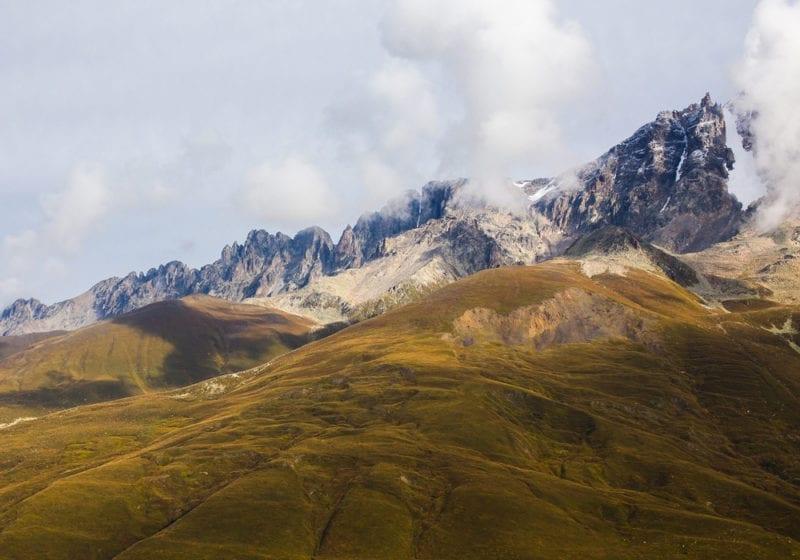 Georgia Paragliding Mountains