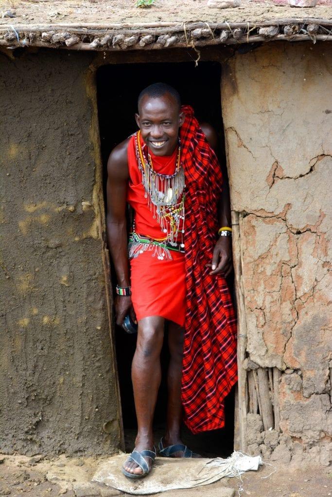 Kenya Maasi tribe experience