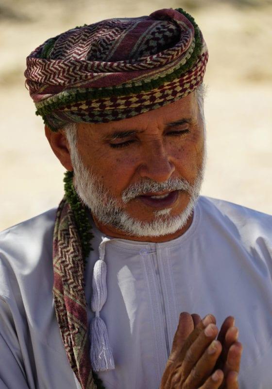 Local Man Oman