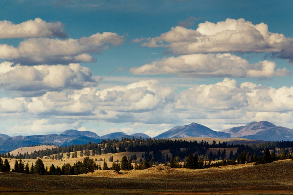 Montana Mountains Plains