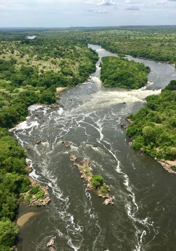River Uganda
