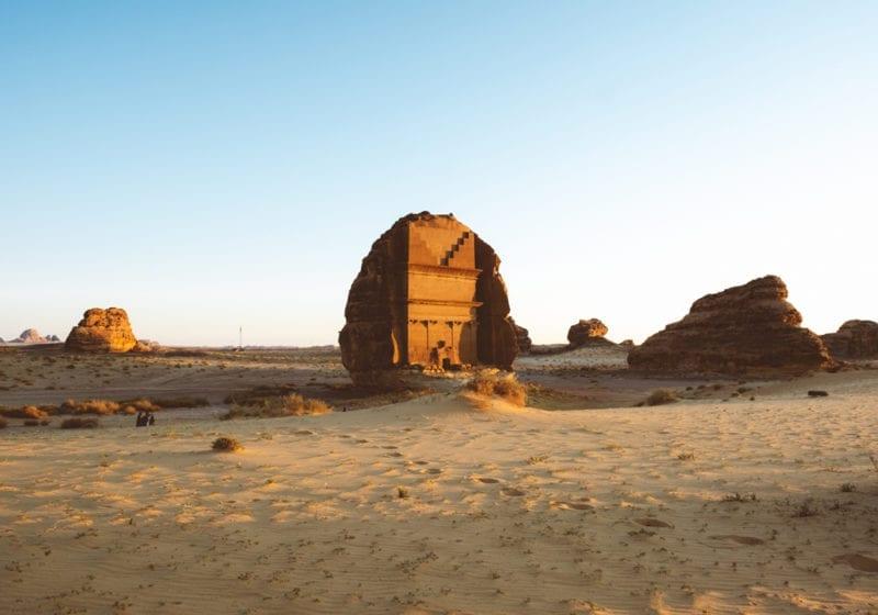 Al Ula Ruins Saudi Arabia