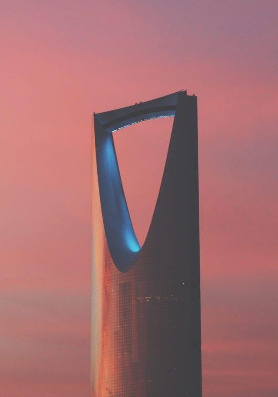 Sky Tower Saudi Arabia