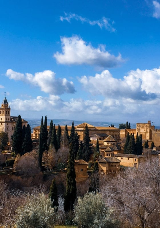 Spanish Town Andalusia