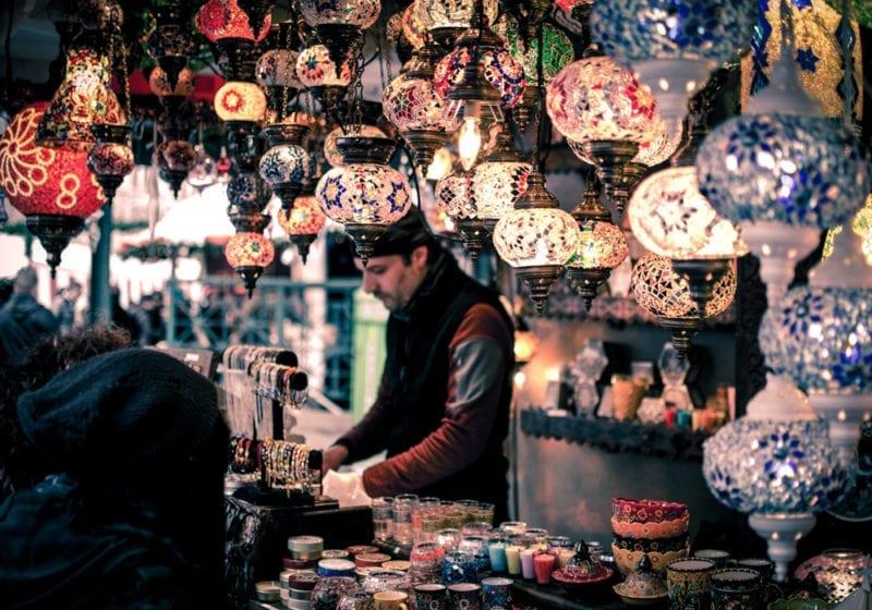 Turkey Marketstall