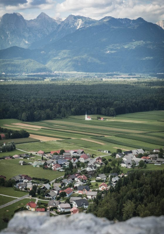Village in Slovenia