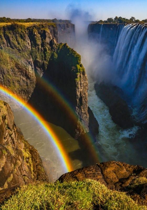 Waterfall Zambia