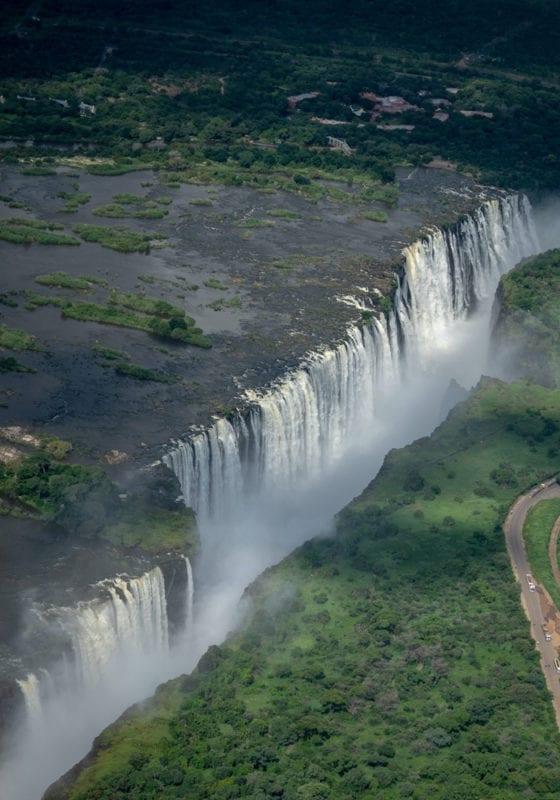 Zimbabwe The Victoria Falls