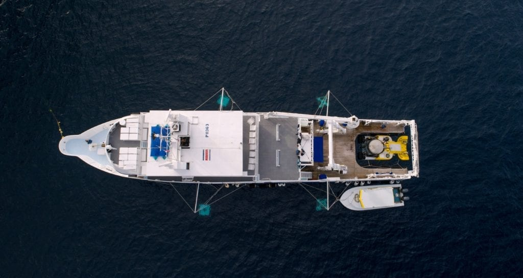 View of Argo From Above