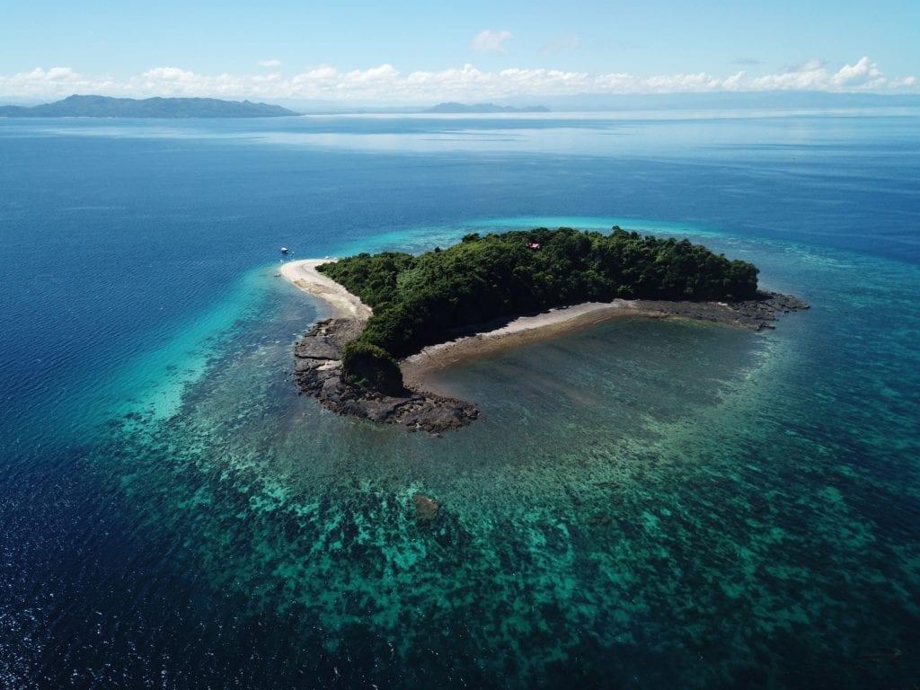 Nosy Tanikely Nosy Be Island Archipelago Madagascar