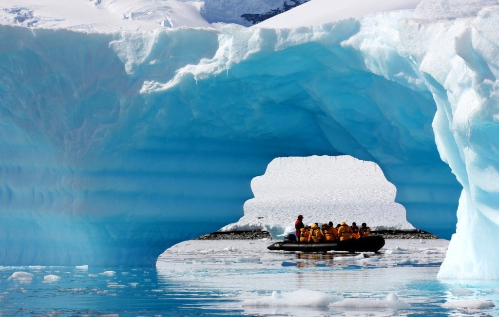 research group expedition antarctica