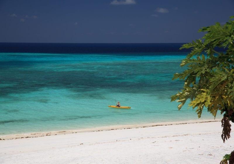 Zanzibar Clear Waters and Kayaks Tanzania