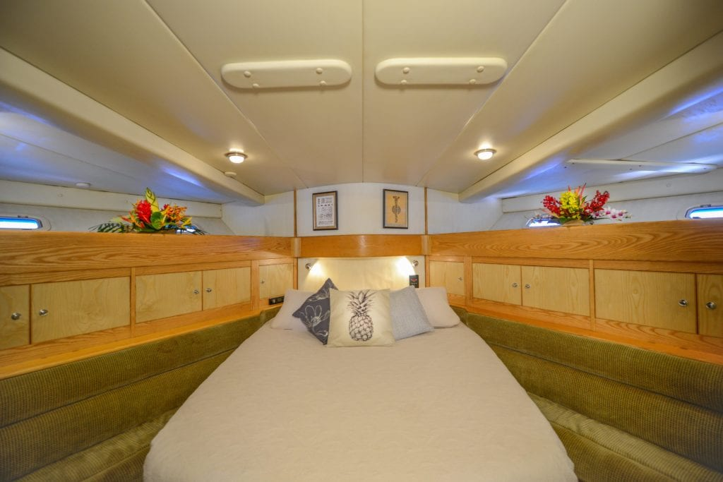 Interior Master Bedroom Ultimate Lady Yacht
