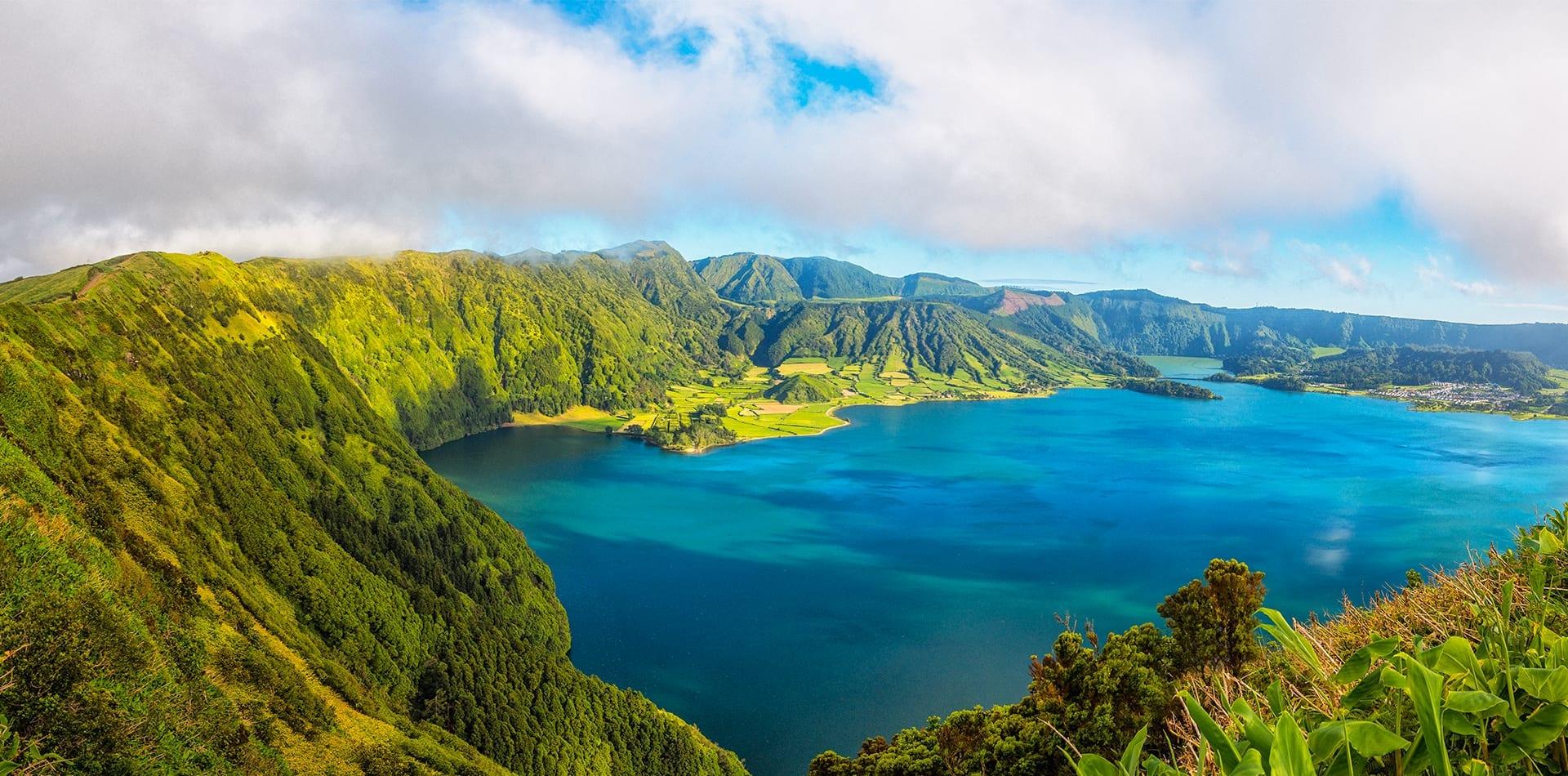 Beautiful Azores Islands