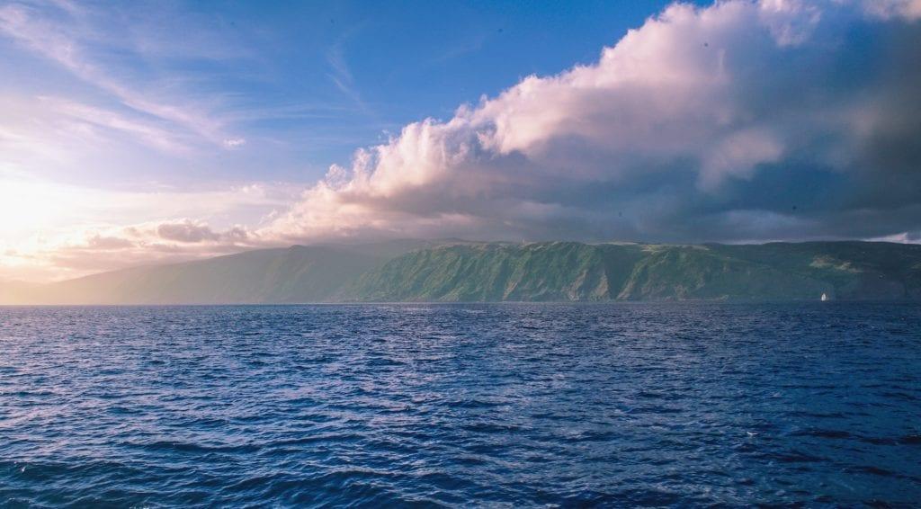 Ocean views Azores Islands
