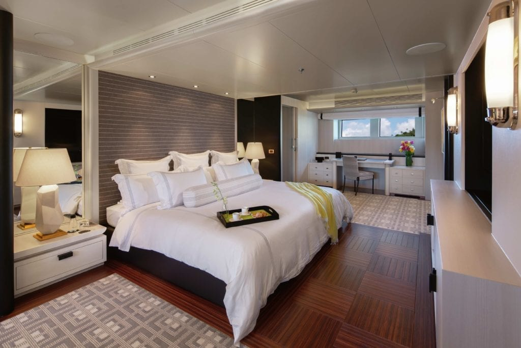 Eternity Yacht Master Bedroom Interior