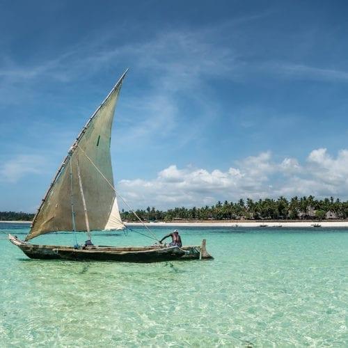 Kenya boat experience