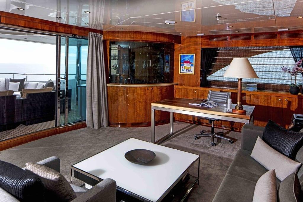 Komokwa Office Lounge Area Interior