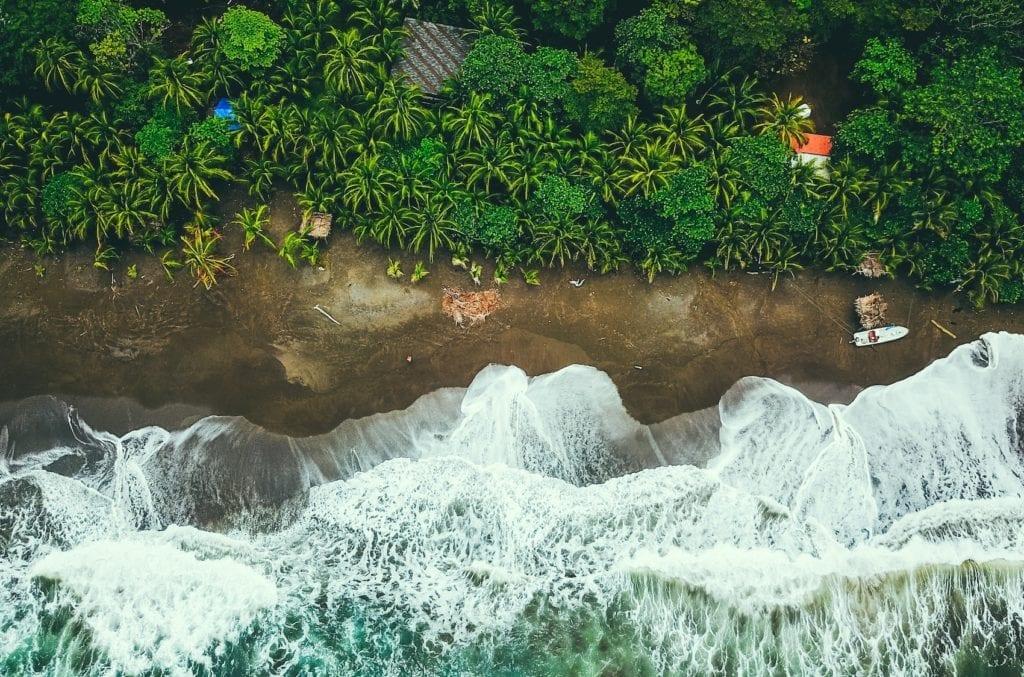 Panama Jungle Coastline