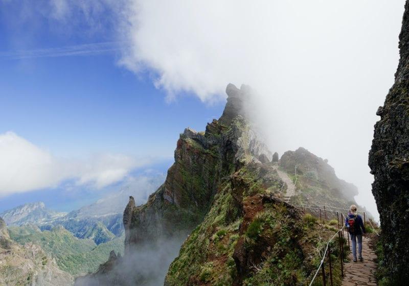 Coastal walk Pico Island Azores