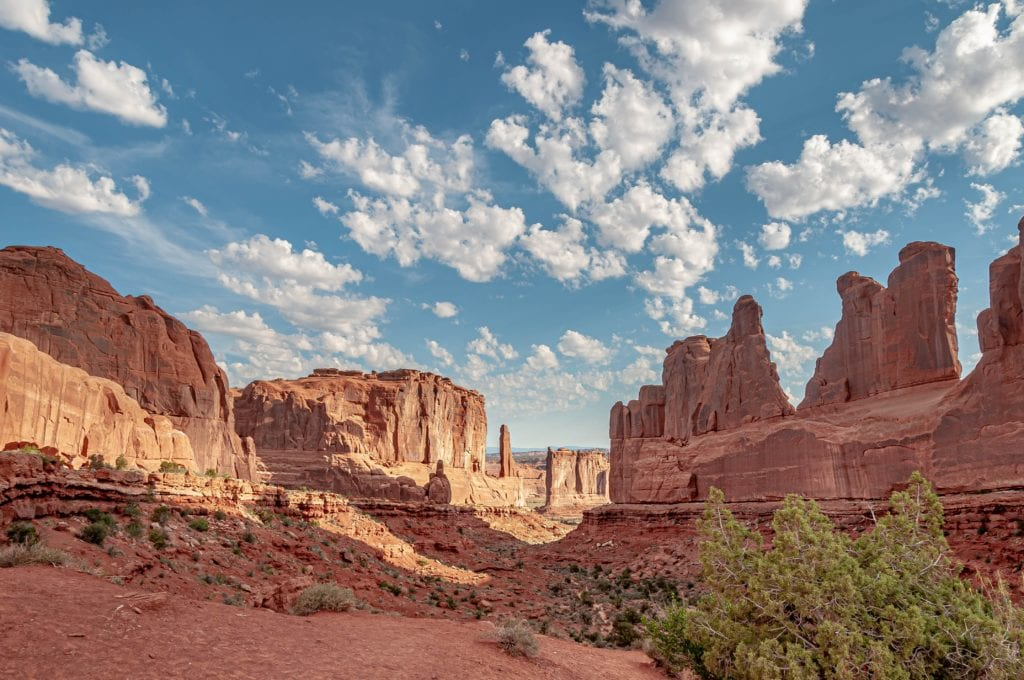 Monument National Park Utah