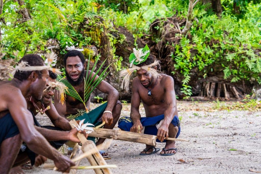 Tribal Experiences Papua New Guinea