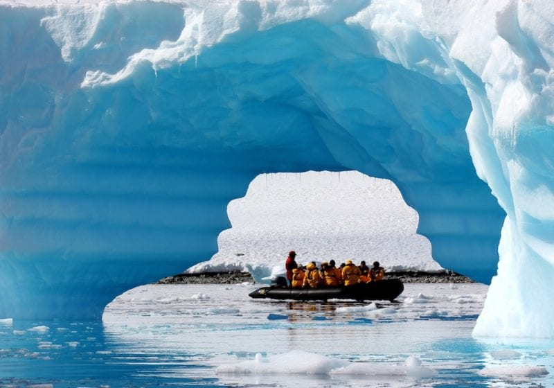 Antarctica Expedition Group Research, an Example of Citizen Science