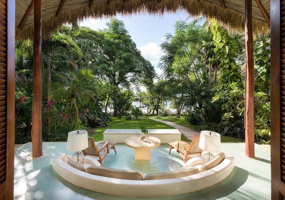 Cabo Velas Private Bedroom Porch Costa Rica Central America