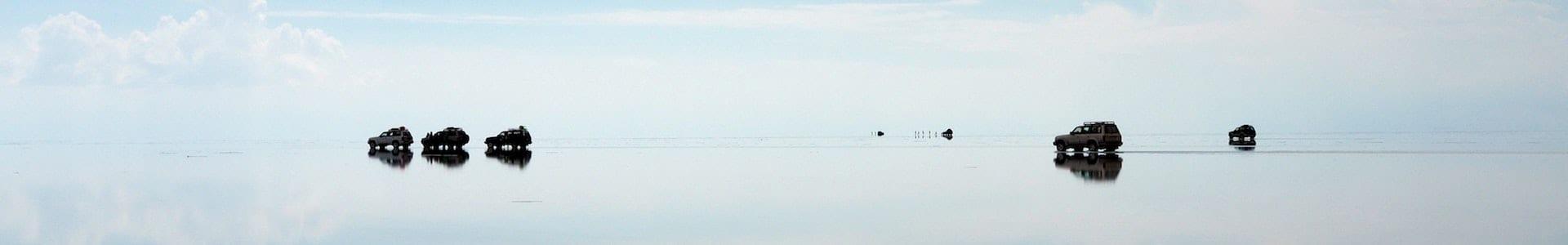 Latin America Bolivia Salt Flats