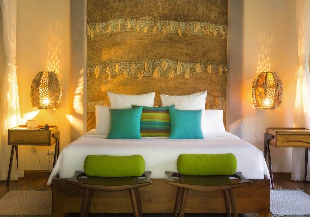 Pacuare Lodge Bedroom, Costa Rica
