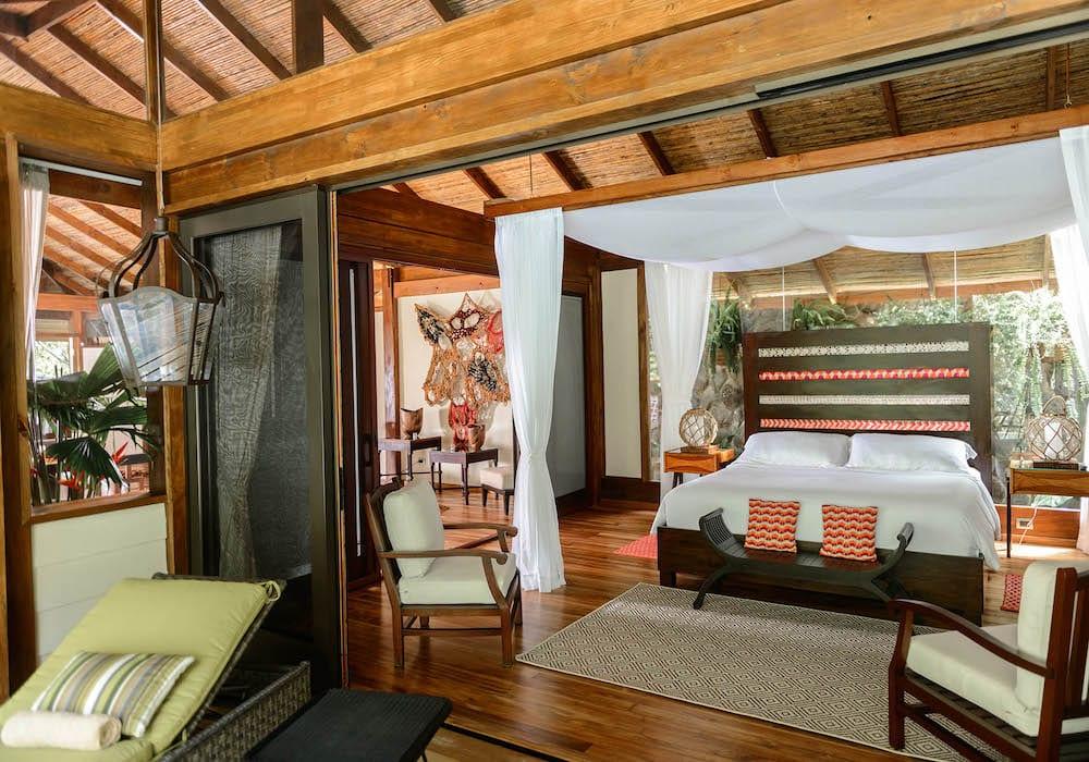 Pacuare Lodge Suite Costa Rica