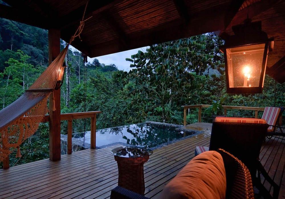 Pacuare Suite Exterior Costa Rica