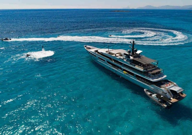 Magna Grecia Yacht Toys Tenders