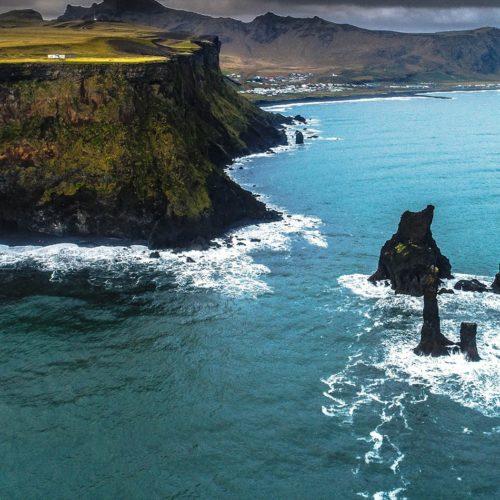 Iceland Yacht Experience Coastal Hero Image