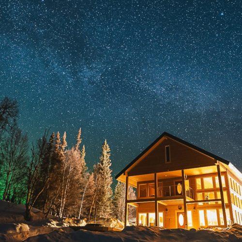 Tordrillo Mountain Lodge, Alaska