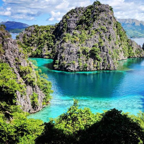 Coron Islands Philippines
