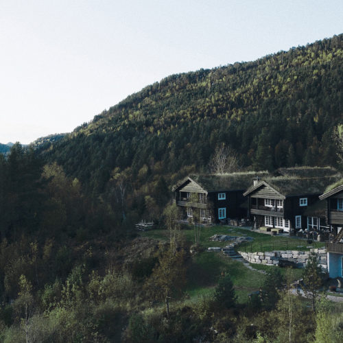 Storfjord Hotel, Norway